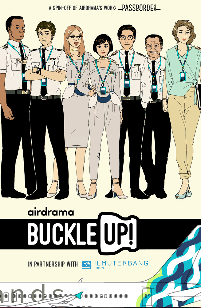 Airdrama: Buckle Up!